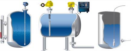 Continuous Liquid Level Measurement and Control Applications